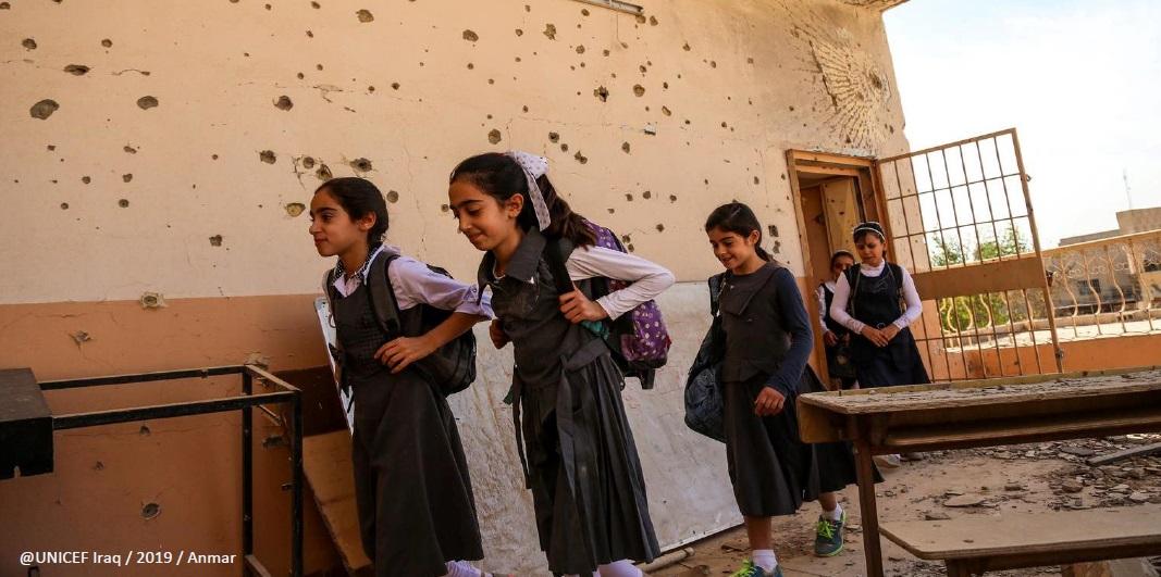 الحق في التعليم في العراق   الجزء الثاني :العقبات امام تعليم الفتيات بعد داعش