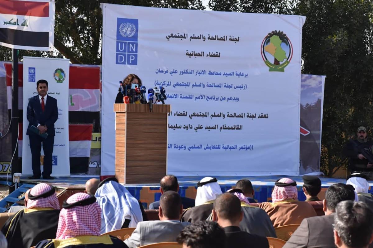 UNDP supports community reintegration of families