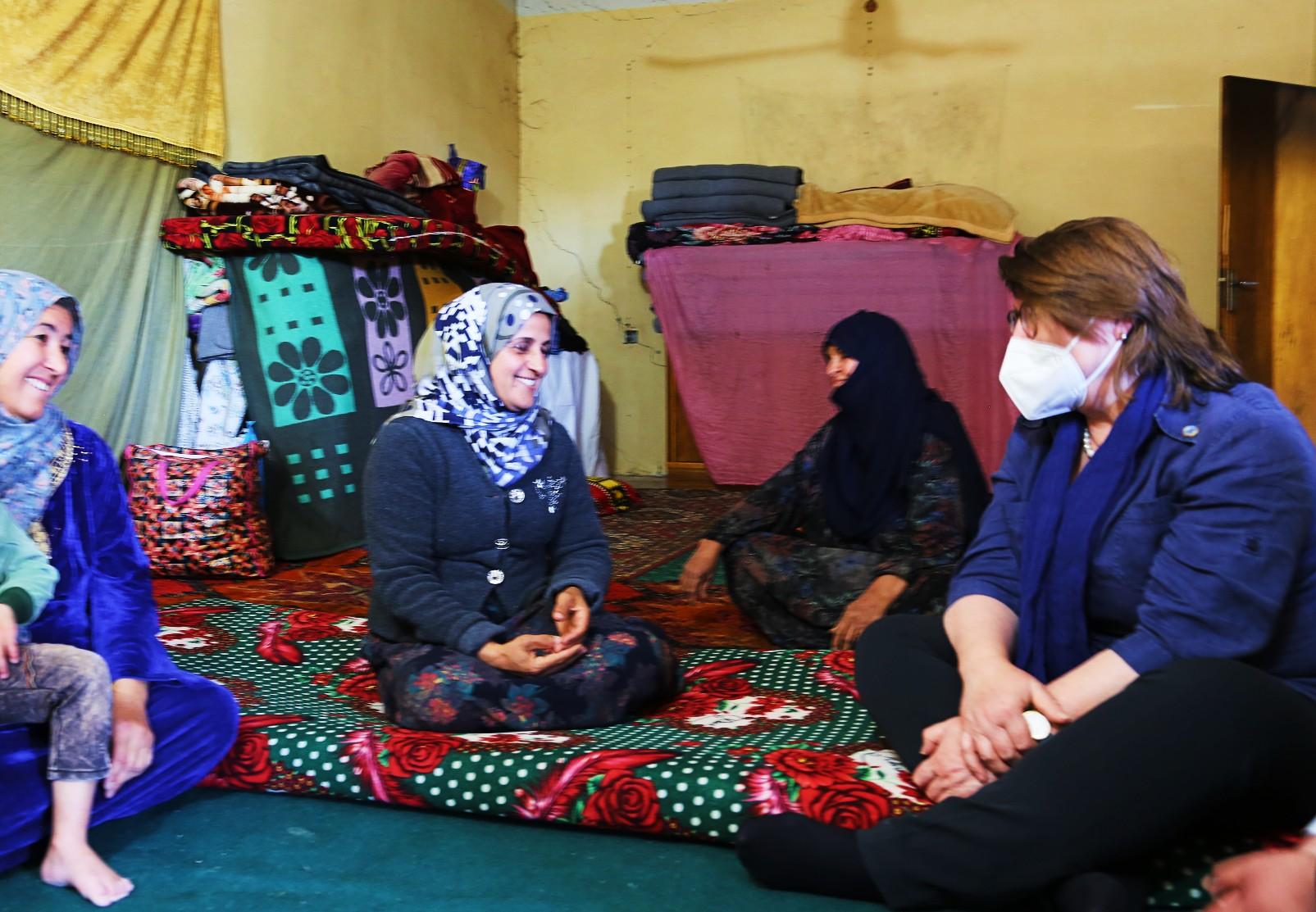 DSRSG visits Diyala