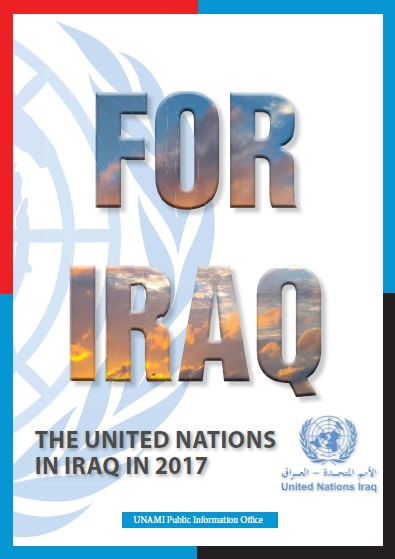 For Iraq Yearbook, The United Nations in Iraq in 2017