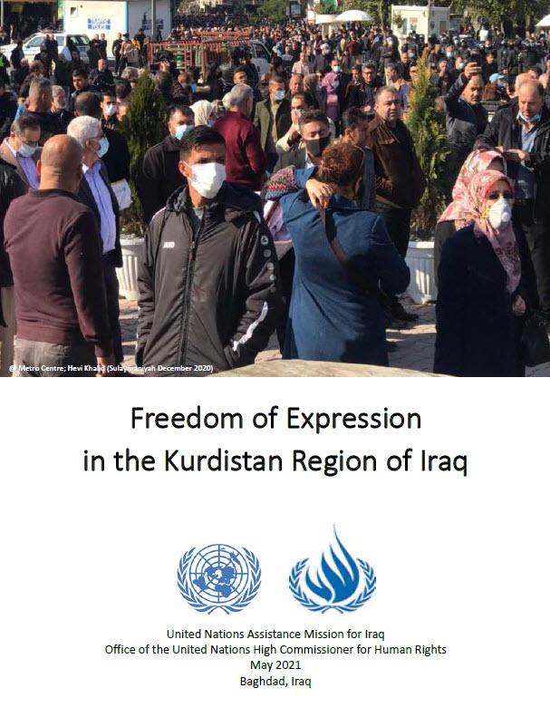 Freedom of Expression in the Kurdistan Region of Iraq