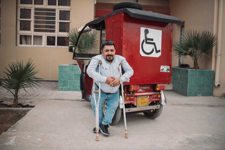 Challenges and Priorities for Persons with Disabilities in Iraq Outlined in New IOM Report