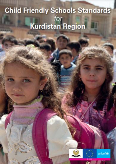 Child Friendly Schools Standards for Kurdistan Region