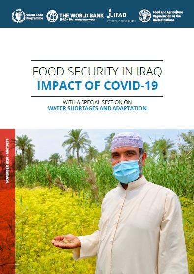 Food Security in Iraq: Impact of COVID-19, with a special section on water shortages and adaptation (November 2020 - May 2021)