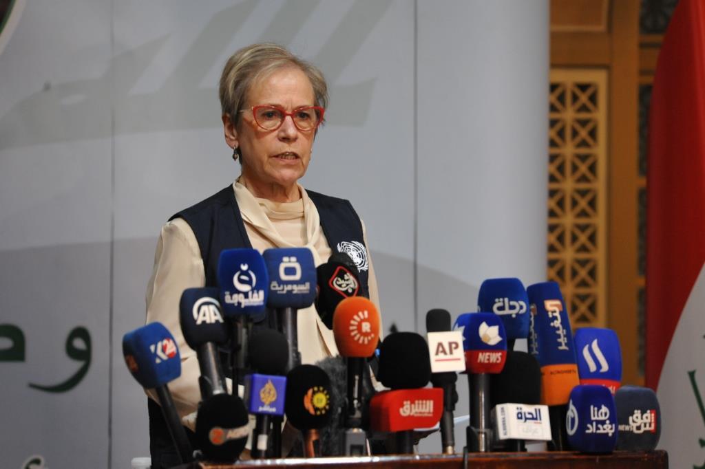 Press Conference | OPENING REMARKS BY INGIBJÖRG SÓLRÚN GÍSLADÓTTIR