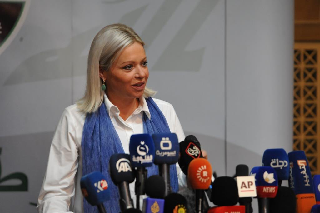 Press Conference | OPENING REMARKS BY JEANINE HENNIS-PLASSCHAERT