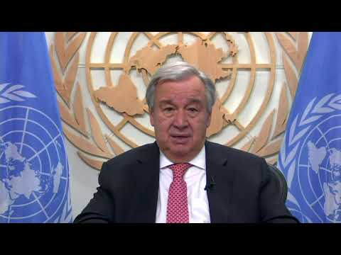 UN Secretary-General's video message for the Commemoration of the International Day of Parliamentarism