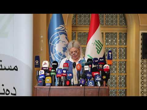 Opening Remarks by SRSG Hennis-Plasschaert at press conference on Iraq elections | 7 September