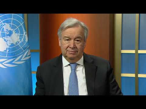 UN Secretary-General's message on COVID-19 and Misinformation
