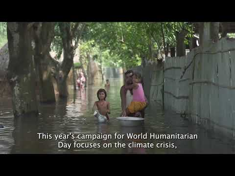 UN Secretary-General's message on World Humanitarian Day | 19 August 2021