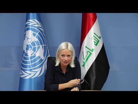 Remarks by SRSG Hennis-Plasschaert |7th Annual Commemoration of Yazidi Atrocities | 2-3 August 2021