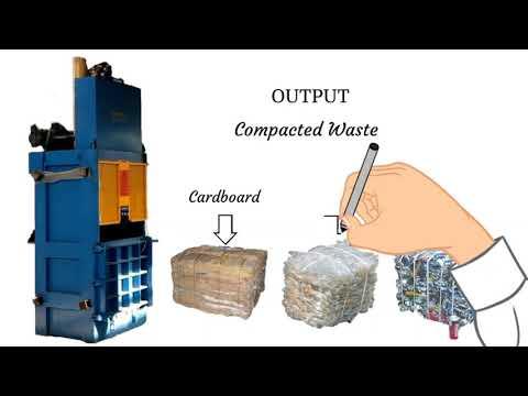 UN Iraq | New way of waste management | Baghdad, Iraq