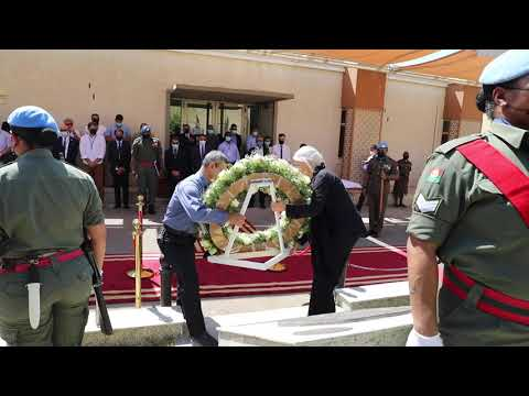 UN in Iraq commemorates 18th anniversary of the 2003 terrorist attack on the UN offices in Baghdad