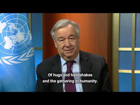United Nations Secretary-General's Special Appeal to Religious Leaders